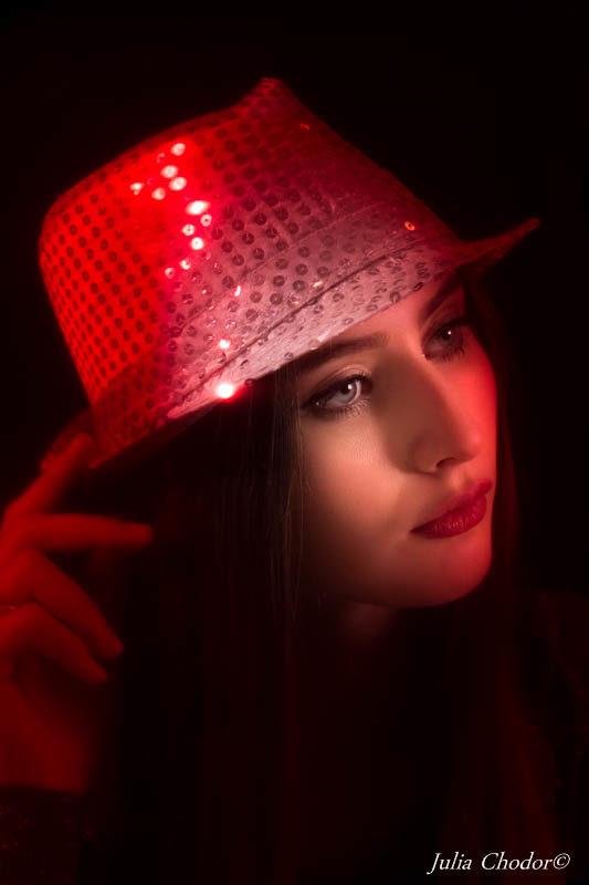 Beautiful woman - photo session. Photo: Julia Chodor
