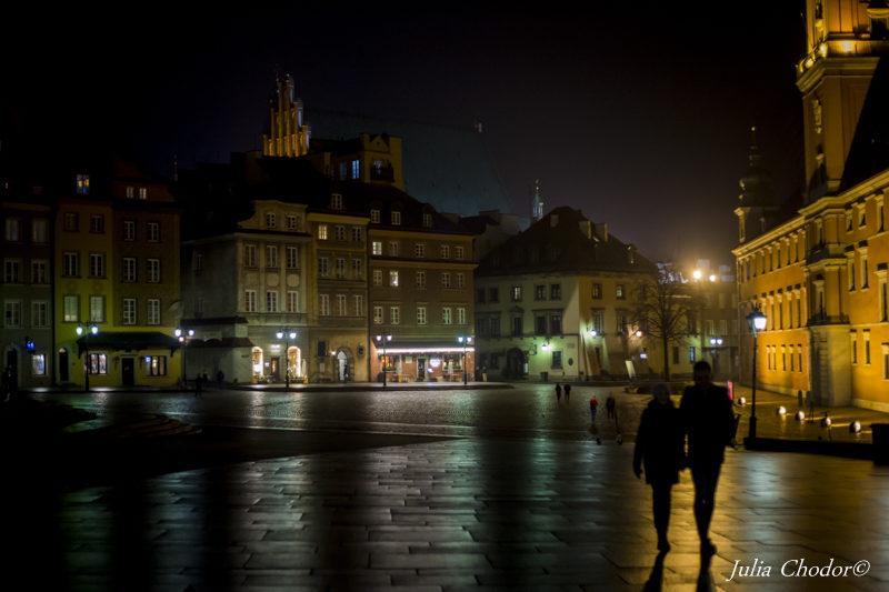 Valentine's Day. Warsaw. Photo: Julia Chodor
