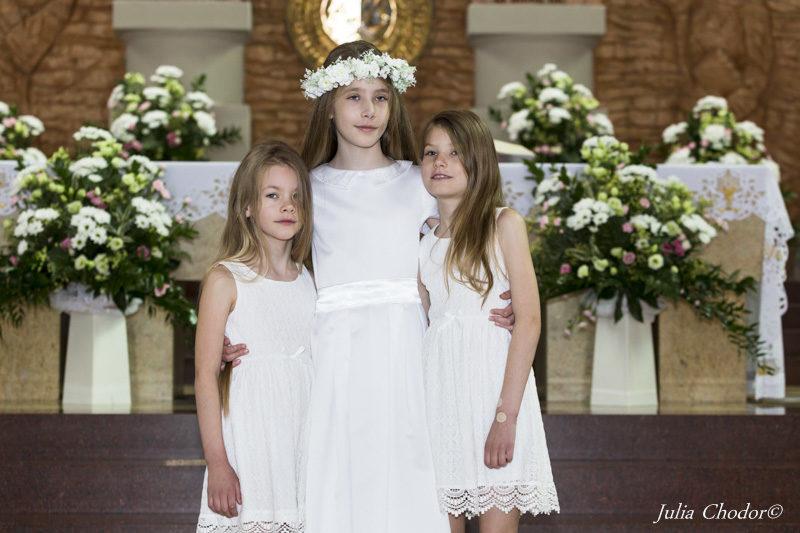 first communion, pierwsza komunia,, photo Julia Chodor