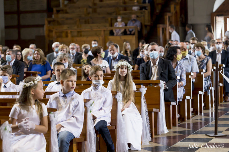 first communion, pierwsza komunia, photo Julia Chodor