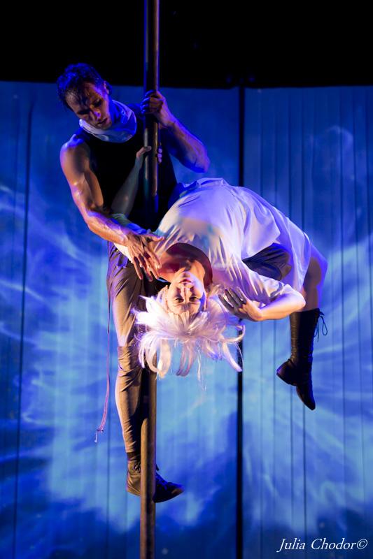 Teatr Akt, Theatre Akt, theatrical troupe, theatre, show, Fantomy, Photo: Julia Chodor