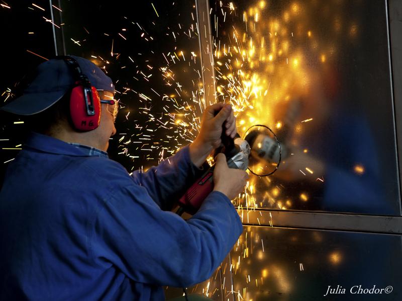 Fotografia przemysłowa, fotografia industralna, zdjęcia linii produkcyjnych - Fot. Julia Chodor